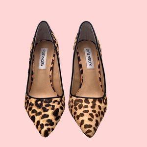 Steve Madden Daisie Leopard Stiletto